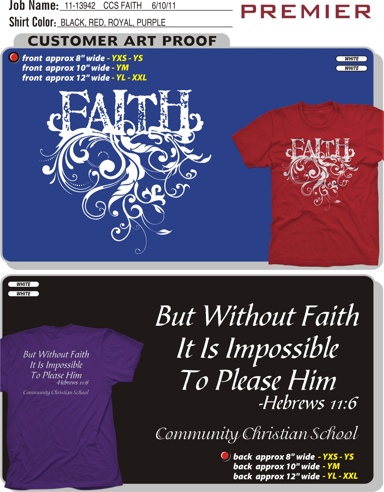 Fall 2014 - Faith Design