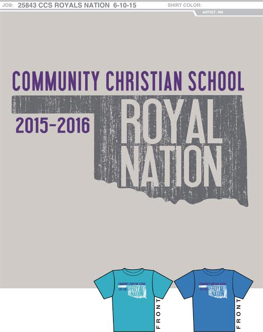 Fall 2015 - Royal Nation Design